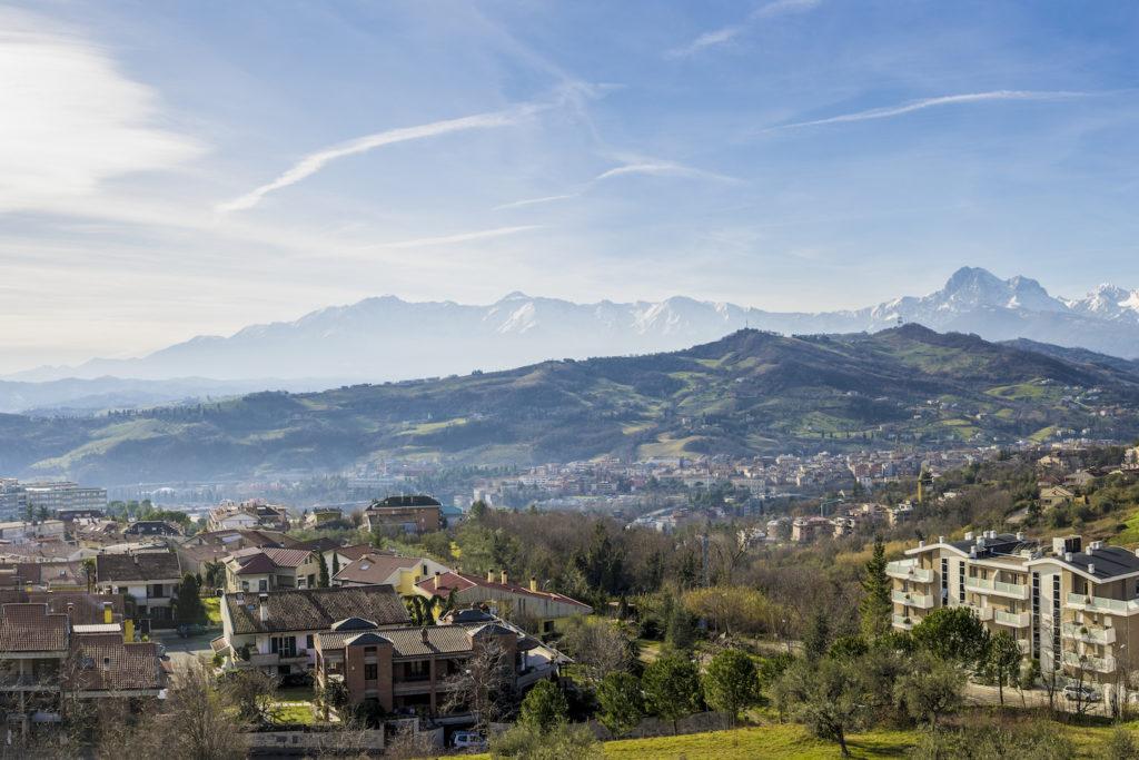panoramica - impresa di costruzioni Spinozzi