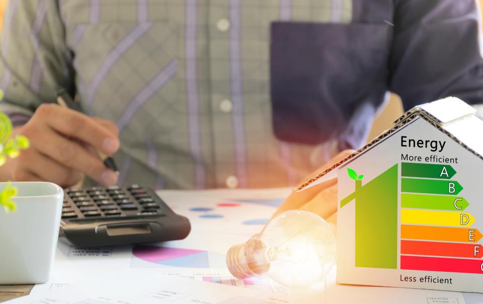 Riqualificazione energetica della propria casa
